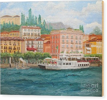 Bellagio Wood Print