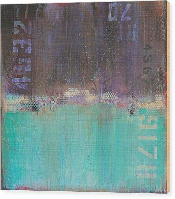 Block 9178 Wood Print