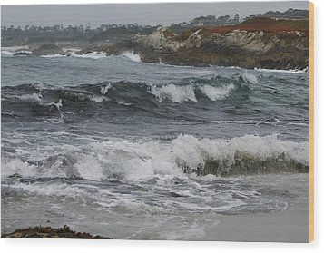 Carmel Original Photo Wood Print