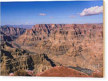 Grand Canyon Wood Print by Lynn Bolt