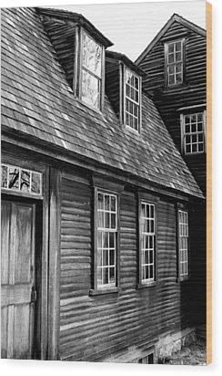 Hartwell Tavern 4 Wood Print