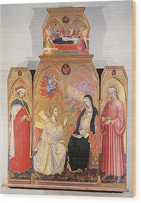 Italy, Tuscany, Siena, National Art Wood Print by Everett
