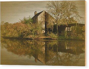 Postcard From Autumn Wood Print by Richard Cummings