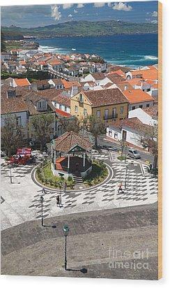 Ribeira Grande - Azores Wood Print by Gaspar Avila