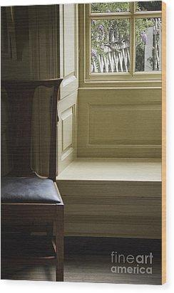 Solitude Wood Print by Margie Hurwich
