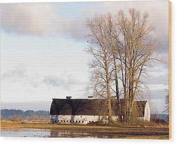 Wood Print featuring the photograph Spring Sunrise by I'ina Van Lawick