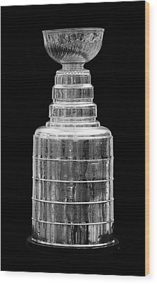 Stanley Cup 1 Wood Print by Andrew Fare