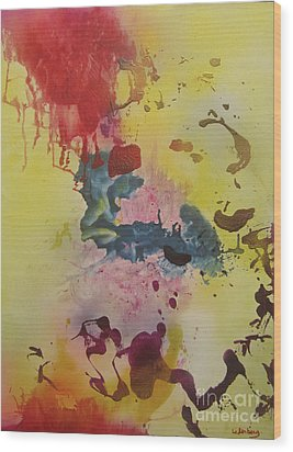 Tzfasser 12 - Mystic Synapse #1 Wood Print