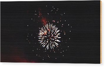 Wood Print featuring the photograph White Dwarf by Amar Sheow