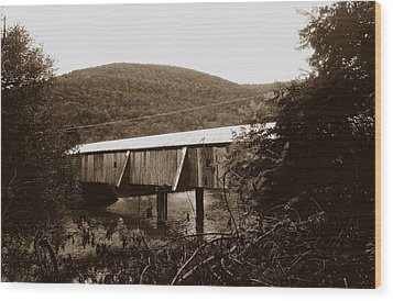 10602-17s Wood Print by Mike Davis