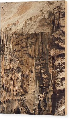 Baradla Wood Print by Daniel Csoka