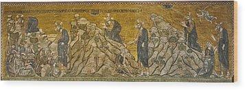 Italy, Veneto, Venice, San Marco Wood Print by Everett