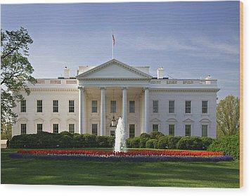 Usa, Washington, D Wood Print by Jaynes Gallery