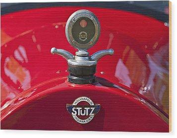 1922 Stutz Wood Print