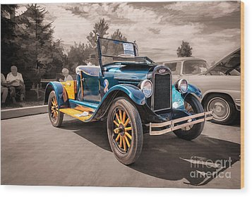 1925 Chevrolet Pickup Wood Print