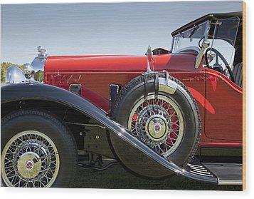 1932 Stutz Bearcat Dv32 Wood Print
