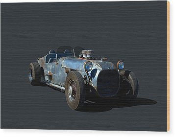 1936 Ford Speedster Wood Print by Tim McCullough