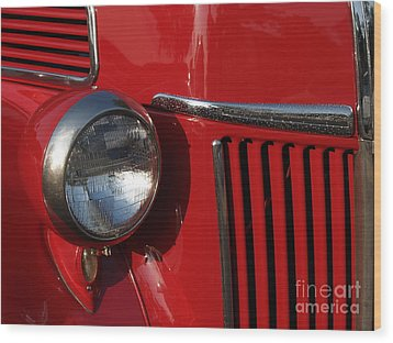 1941 Ford Flatbed Classic Wood Print by Anna Lisa Yoder