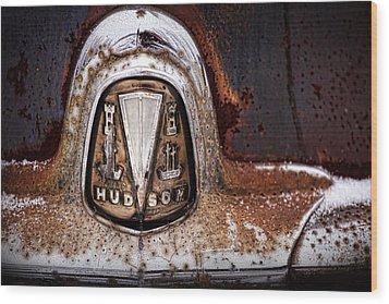 1946 Hudson Coupe  Wood Print by Gordon Dean II