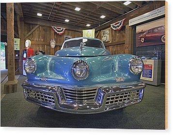 1948 Tucker Sedan Wood Print by Jim West