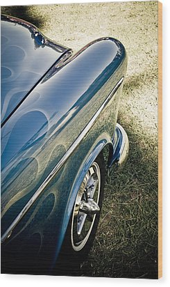 1958 Holden Fc Wood Print by Phil 'motography' Clark