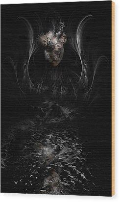 Andromeda Wood Print by David Fox