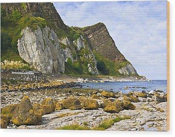 Antrim Coast Northern Ireland Wood Print
