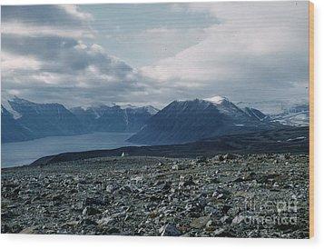 Arctic Baffin Island Wood Print