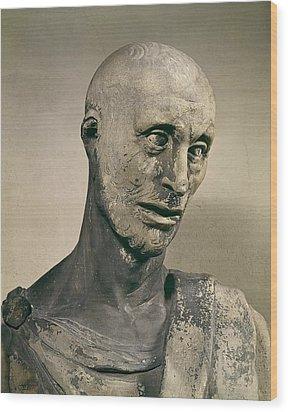 Donatello, Donato De Betto Bardi Wood Print by Everett