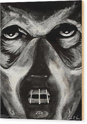 Hannibal Wood Print by Dale Loos Jr