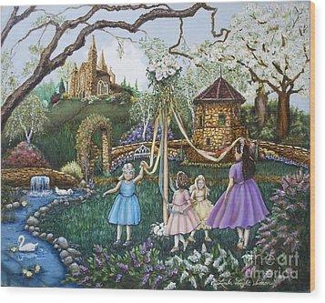 Mayday Serenade  Wood Print