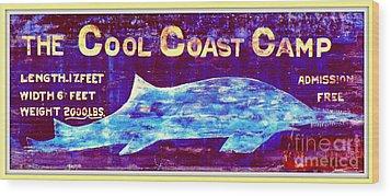 2000 Lbs Wood Print by Joe Jake Pratt