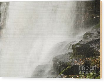 2833 Dry Falls Wood Print
