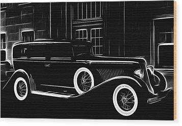 Golden Times Wood Print by Steve K