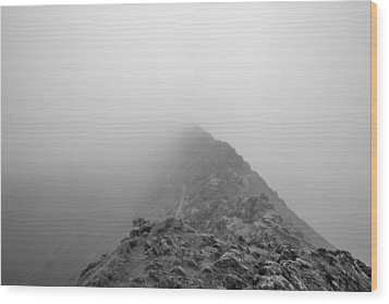 Helvellyn Wood Print by Mike Taylor
