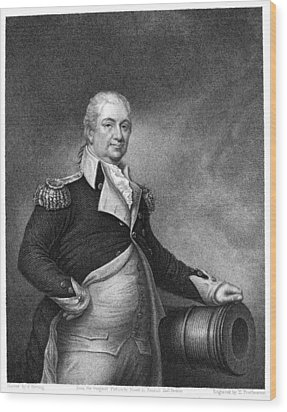 Henry Knox (1750-1806) Wood Print by Granger