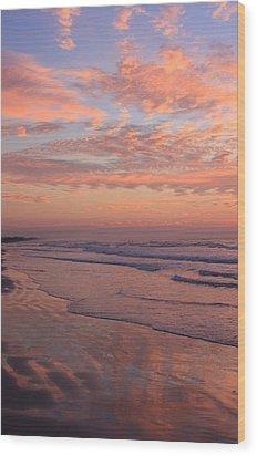 Wrightsville Beach Wood Print by Mountains to the Sea Photo