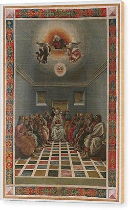 Italy, Marche, Pesaro Urbino, Urbino Wood Print by Everett