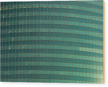 333 W Wacker Building Chicago Wood Print by Steve Gadomski