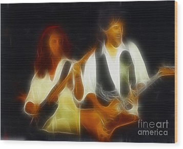 38 Special-94-jeffndanny-gc1a-fractal Wood Print by Gary Gingrich Galleries