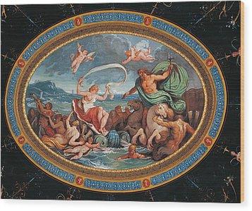 Italy, Emilia Romagna, Ravenna, Faenza Wood Print by Everett