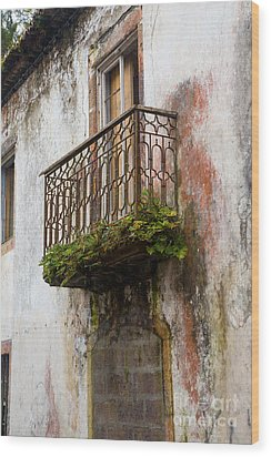 What It Once Was Wood Print by Rene Triay Photography