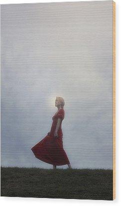 Dancing Wood Print by Joana Kruse