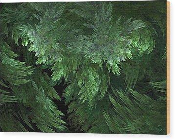 725 Wood Print by Lar Matre