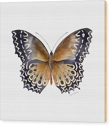 77 Cethosia Butterfly Wood Print