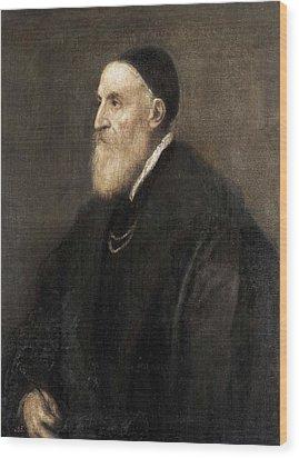 Ttitia, Tiziano Vecello, Also Called Wood Print by Everett