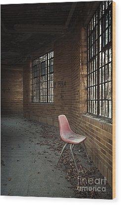 A Broken Serenade Wood Print by Evelina Kremsdorf