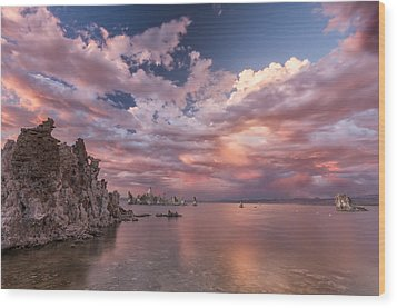 A Grand Scale Wood Print by Jon Glaser