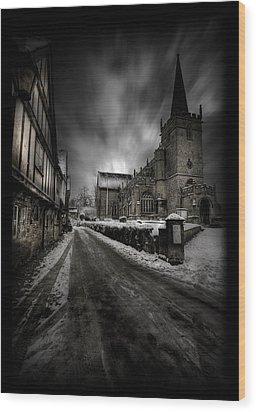 A Long Long Time Ago  Wood Print by John Chivers