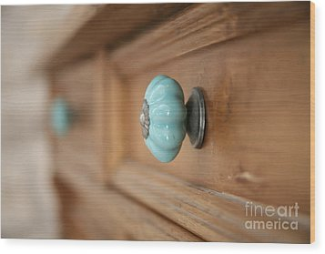 Wood Print featuring the photograph A Touch Of Colour ... by Lynn England